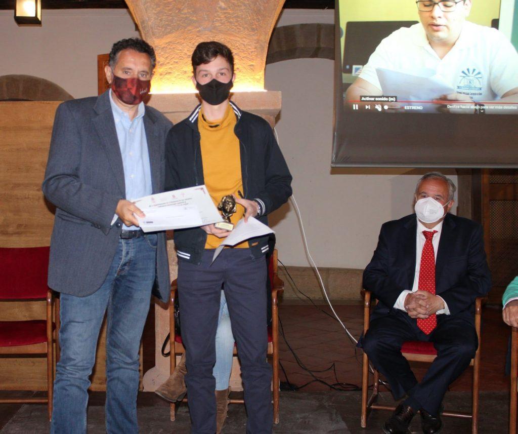 ENTREGA DE PREMIOS DIA DEL LIBRO 2021