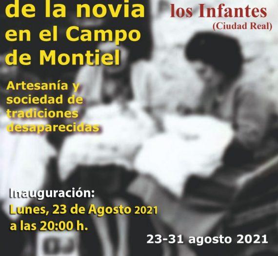 EXPOSICION ITINERANTE: «EL AJUAR DE LA NOVIA EN EL CAMPO DE MONTIEL»